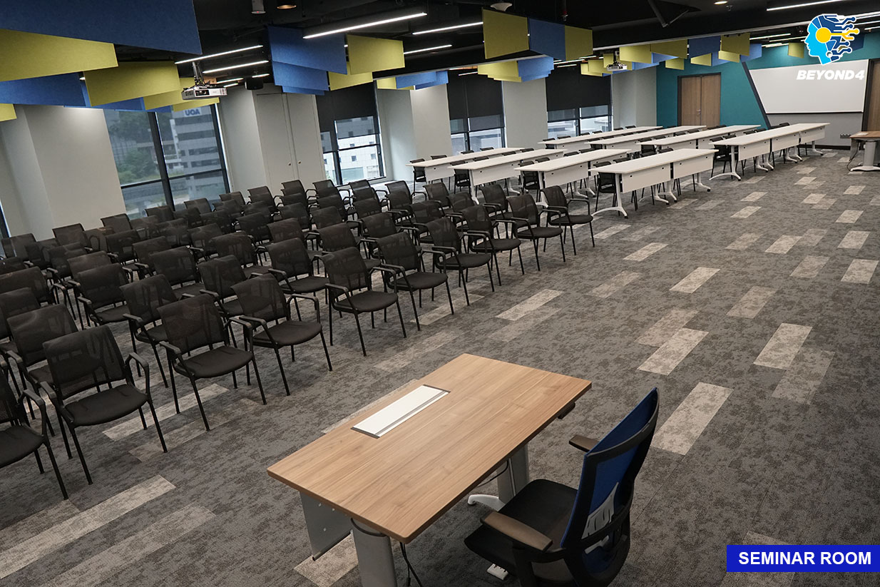 Seminar Room - Digital & Transformation